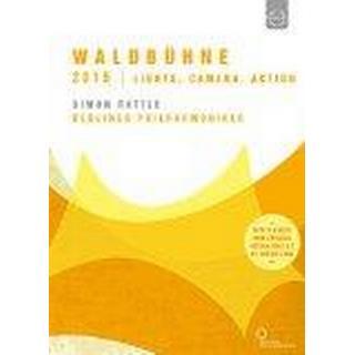 Waldbuhne 2015 [Berliner Philharmoniker ,Sir Simon Rattle ] [EUROARTS: DVD]